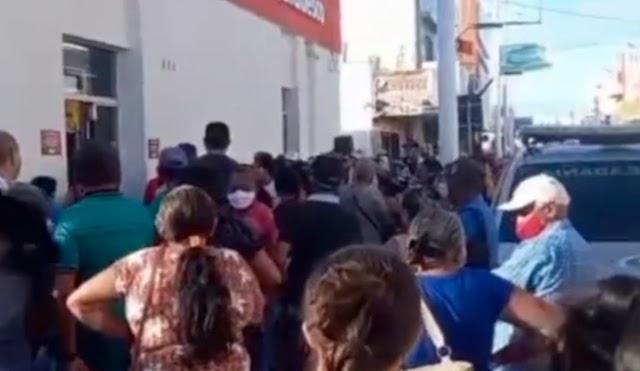 MPCE quer condenação do Banco do Bradesco de Tauá por violações de normas sanitárias