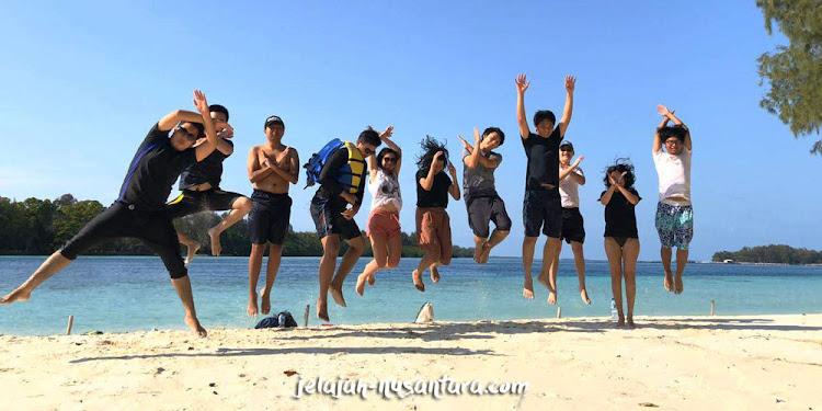 paket wisata private trip pulau harapan murah 2 hari 1 malam