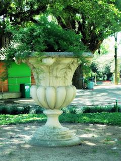 Monumento na Praça Júlio de Castilhos, Viamão