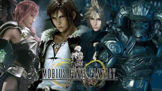 Mobius Final Fantasy Mod v1.3.130 High Damage Terbaru