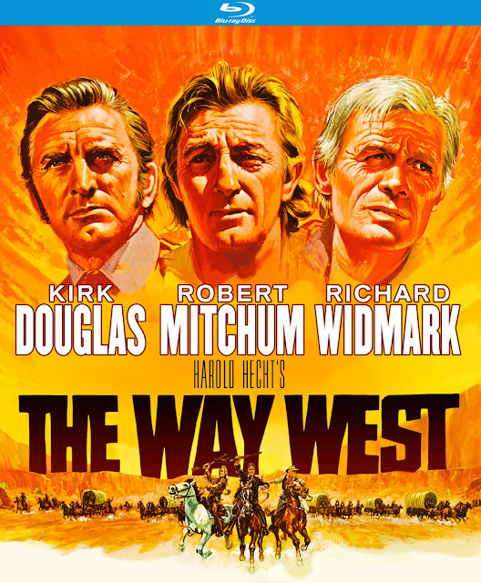 The Way West (1967) Blu-Ray
