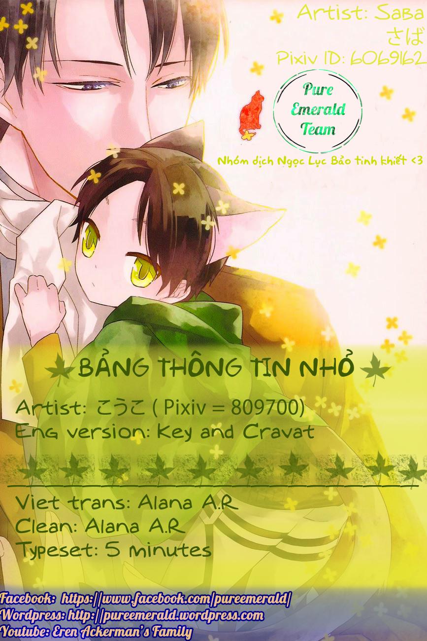 Trang 2 - [Pure Emerald] - Nước chảy đá mòn (Riren) (- Kiro (Kouko)) - Truyện tranh Gay - Server HostedOnGoogleServerStaging