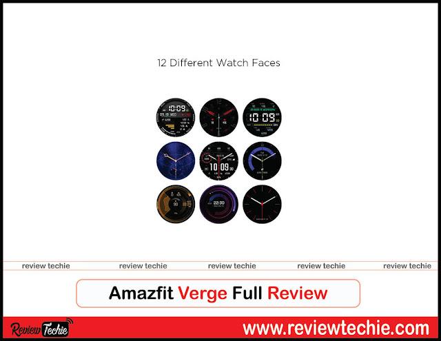 Amazfit Verge Review