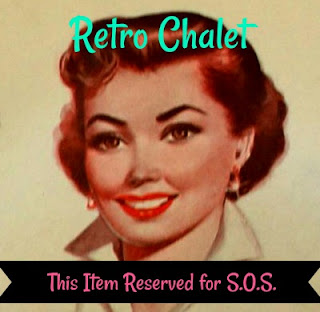 Special Item at RetroChalet on Etsy