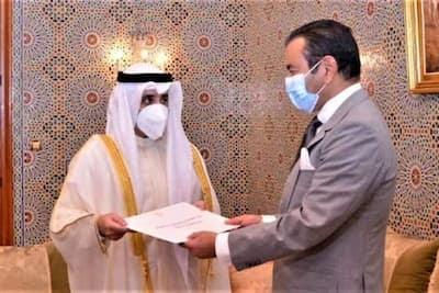 الأمير مولاي رشيد يستقبل وزير الخارجية الكويتي حاملا رسالة إلى الملك محمد السادس حفظه ورعاه