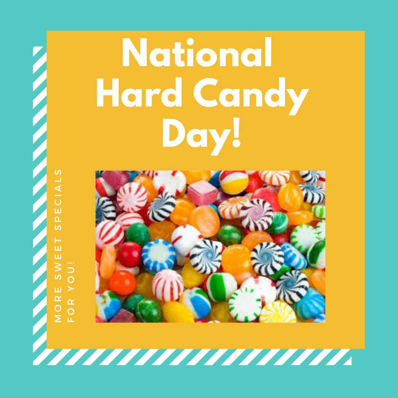National Hard Candy Day Wishes Pics
