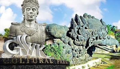 Cintai Budaya dengan Berwisata di Garuda Wisnu Kencana bali cultural park art
