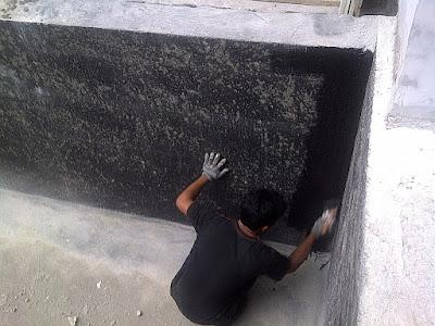 Waterproofing Coating Untuk Bocor Beton