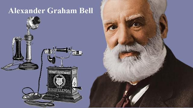 Who invented Telephone,Telephone Ki Khoj Kisne Ki,Alexander Graham Bell