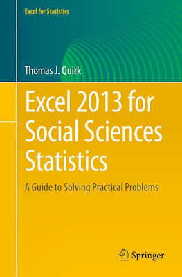 Excel 2013 for Social Sciences Statistics: A Guide to Solving Practical Problems - Free Ebook Download