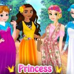 Princess Shirts & Dresses