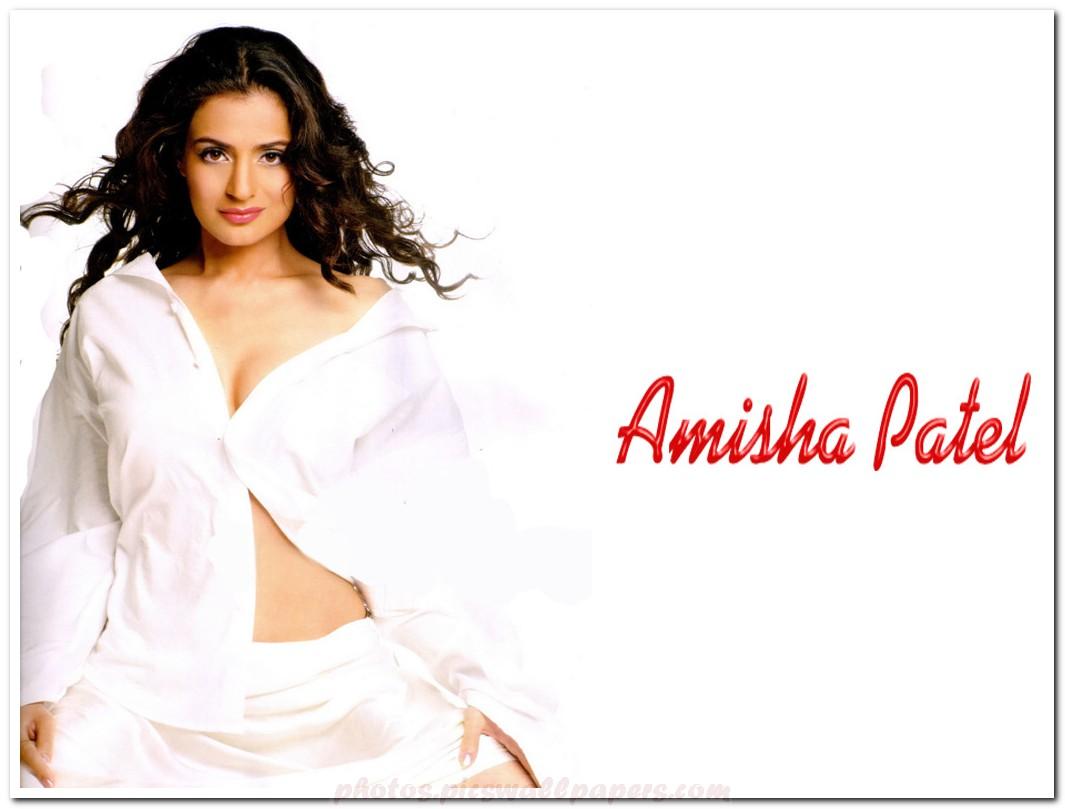 Sexy Image Amisha Patel