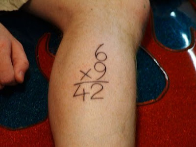 small digit tattoo