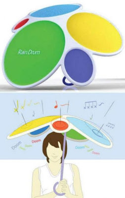 Paraguas musical