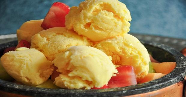 Luscious Silky Mango Ice Cream Recipe