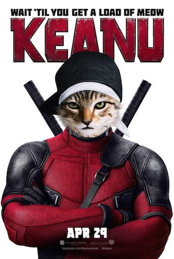 Keanu 2016 English Movie Download