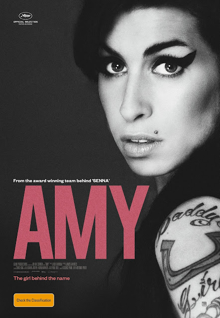 Amy (2015), Movie Poster, Directed by Asif Kapadia, Amy Winehouse