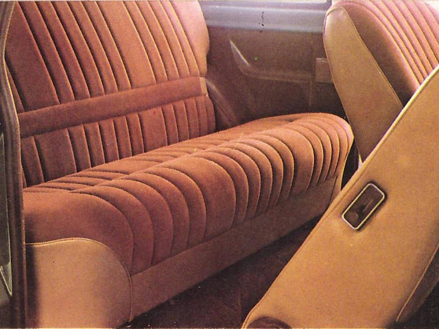 Ford Corcel II LDO - interior