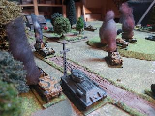 The Germans take more casualties