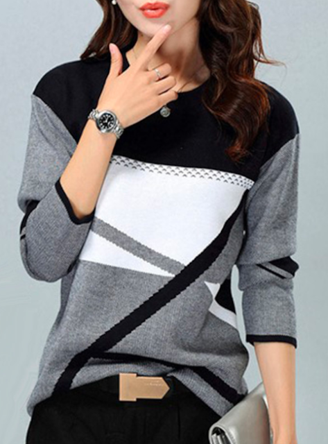 Trendy sweaters for girls