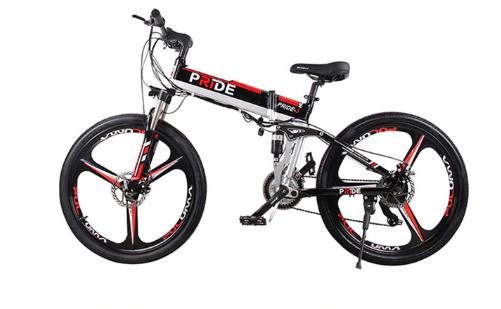 MEIYATU 26inch Aluminum Folding Electric Bike