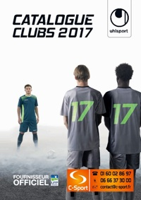 Catalogue Uhlsport 2017