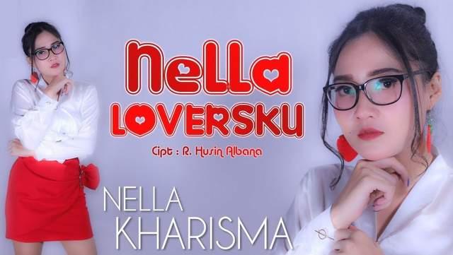 Lirik Lagu Nella Loversku - Nella Kharisma