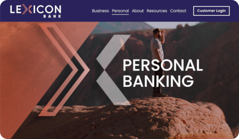 Lexicon Bank – Personal Banking