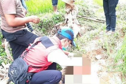 Pembunuhan Ayah Kandung di Cianjur, sang Anak Hanya Tertawa Saat Ditanya Setelah Habisi Nyawa Bapak