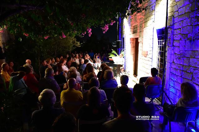 """""""Ναυτική Ναυπλιάδα 2019"""": Εξαιρετική συναυλία στην ιστορική Καθολική εκκλησία στο Ναύπλιο"""