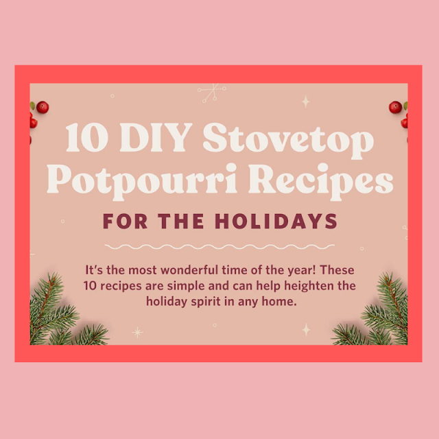 DIY Holiday Potpourri by Keeping It Real