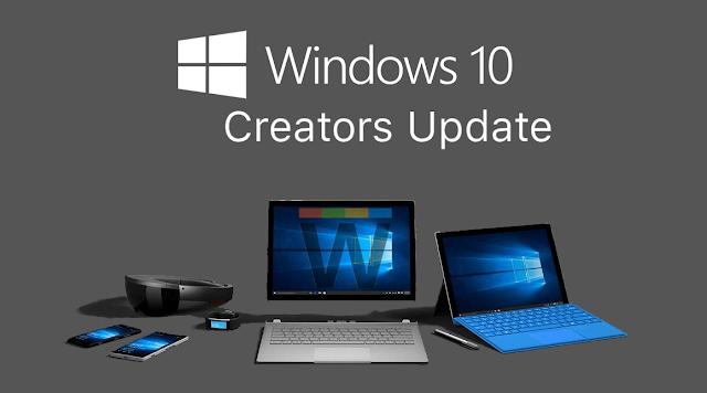 Windows 10 Creators Update đã có thể tải về cho người dùng Insider