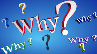 Am looking for the why
