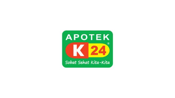 Lowongan Kerja S1 PT K-24 Indonesia (APOTEK K-24) Posisi Apoteker Bulan November 2019 Terbaru