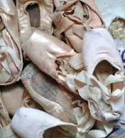 Anna-Christina's ballet shoes image