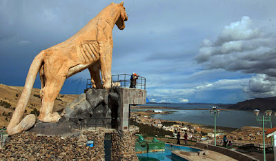 Cougar Viewpoint, Puno, What to see in Puno, Puno main sights