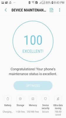 Phone Device Maintenance