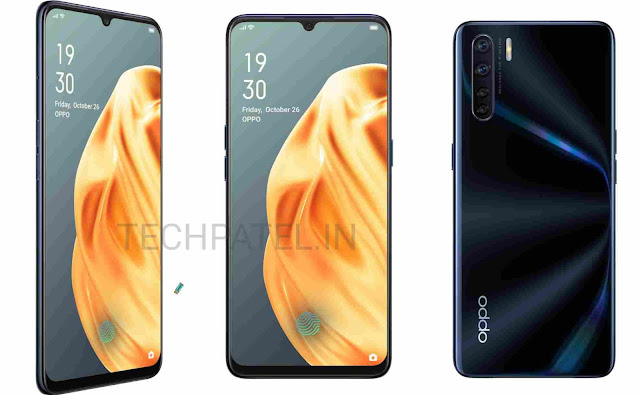 Oppo  F15 Pro Full Phon Specification