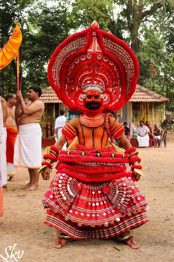 Karivedan Theyyam