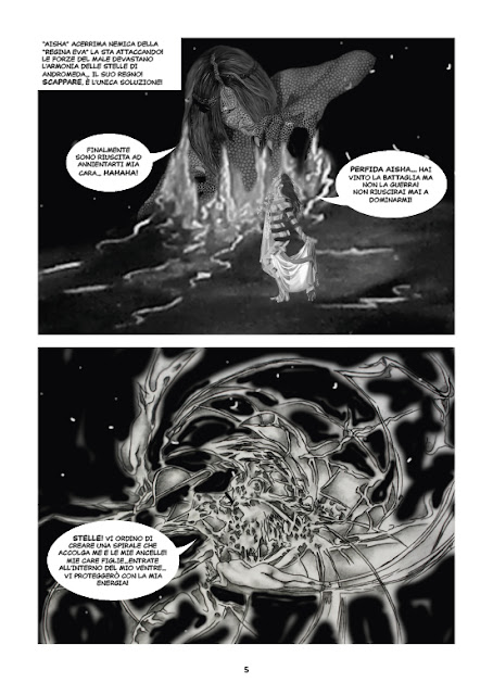 Fuga da Andromeda