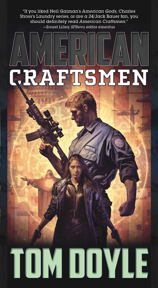 Interview with Tom Doyle, author of the American Craft Trilogy