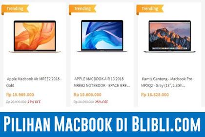 Kelebihan Macbook Dibanding Laptop Lain