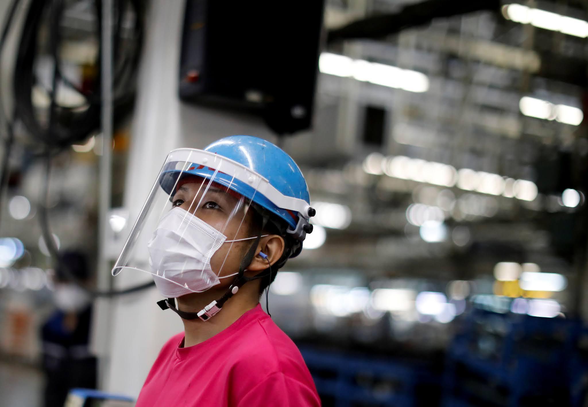 Aktivitas Pabrik Jepang Bulan Juli Tumbuh Paling Lambat