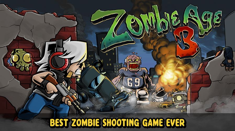 Download Zombie Age 3 Premium MOD APK 1