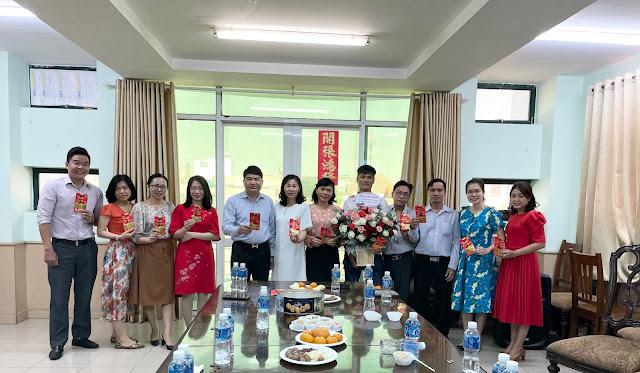 Thép Bắc Việt họp mặt khai xuân đầu năm Tân Sửu 2021