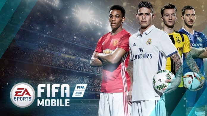 Permalink ke FIFA 18 Mobile Soccer Android APK MOD 8.3.00