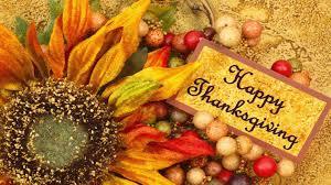Happy Thanksgiving day Wallpaper 2018