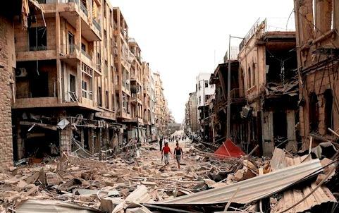SIRIA: Y TÚ, ¿QUE HAS HECHO?