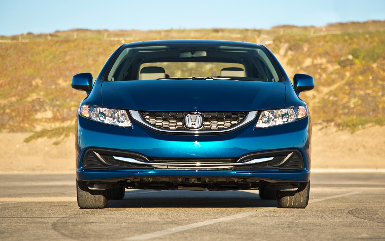 2013 Civic Sedan: 2013 Honda Civic EX