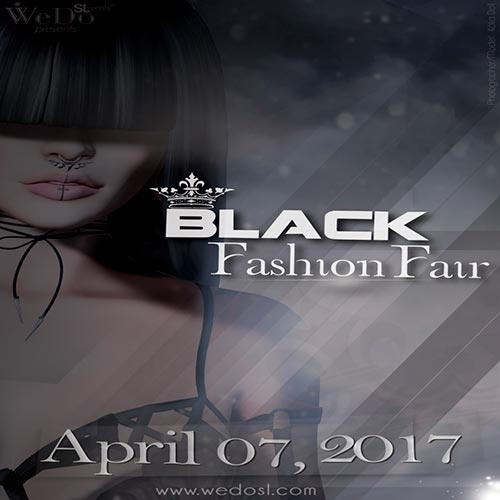 EVENT: Black Fashion Fair